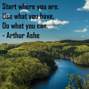 Start-where-you-are